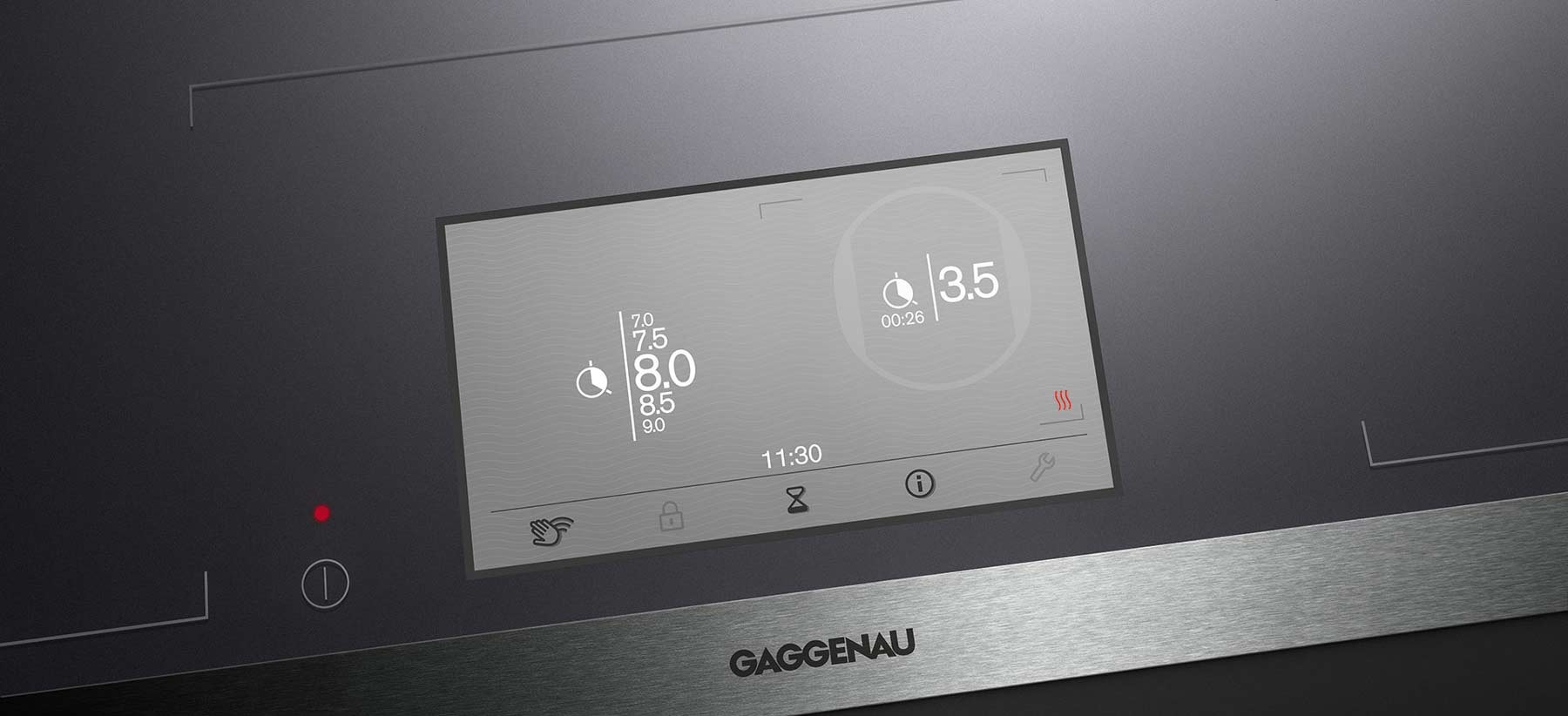 gaggenau appliances induction hobs ovens and more