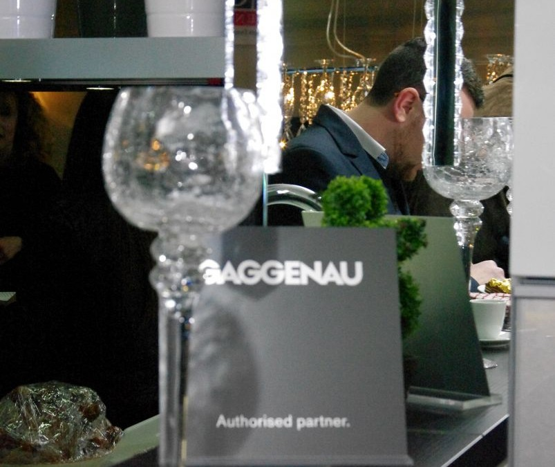 Gaggenau event in our Kent showroom