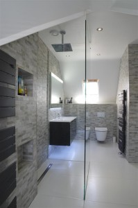 Designer bathroom in Kent
