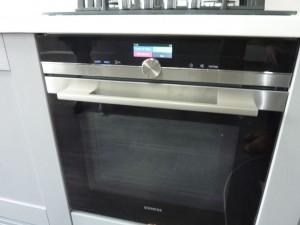 Siemens built-in combi oven/microwave