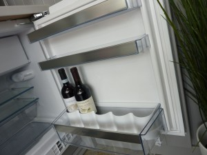 Siemens integrated fridge