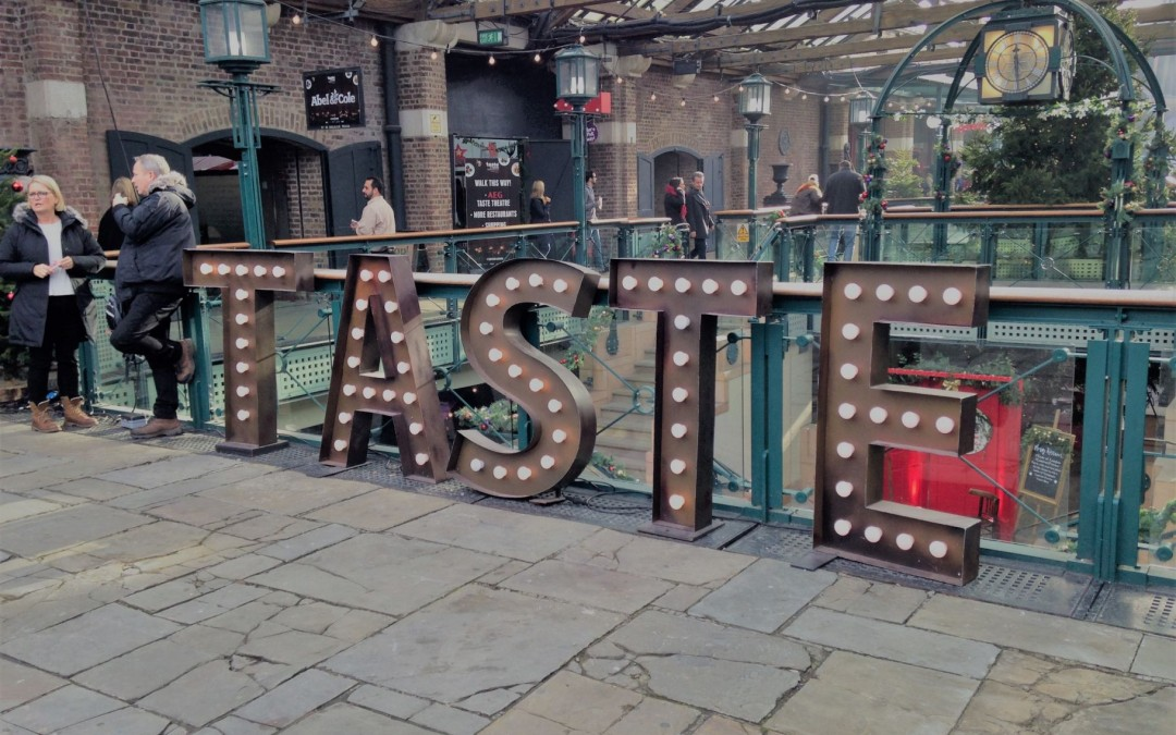 A few images from our visit to the Taste of London event, in partnership with AEG
