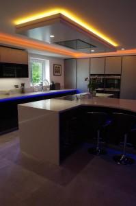 Smart LED Lighting, Home Automation
