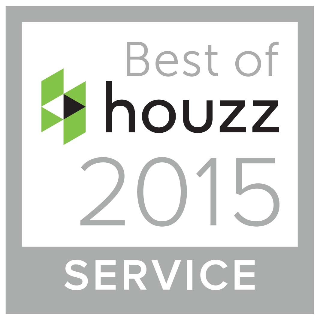 Best of Houzz customer service award