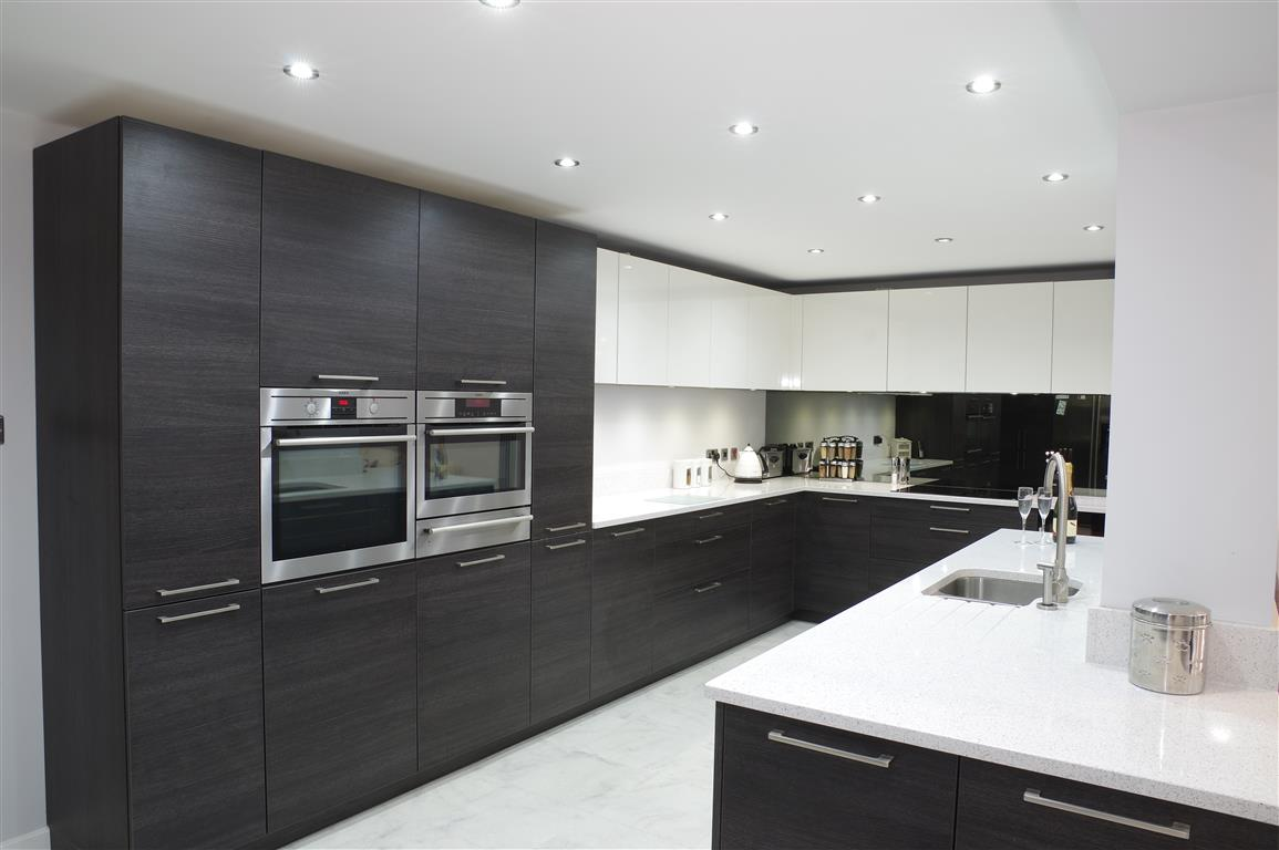 A Sleek Design, Utilizing The Space Provided
