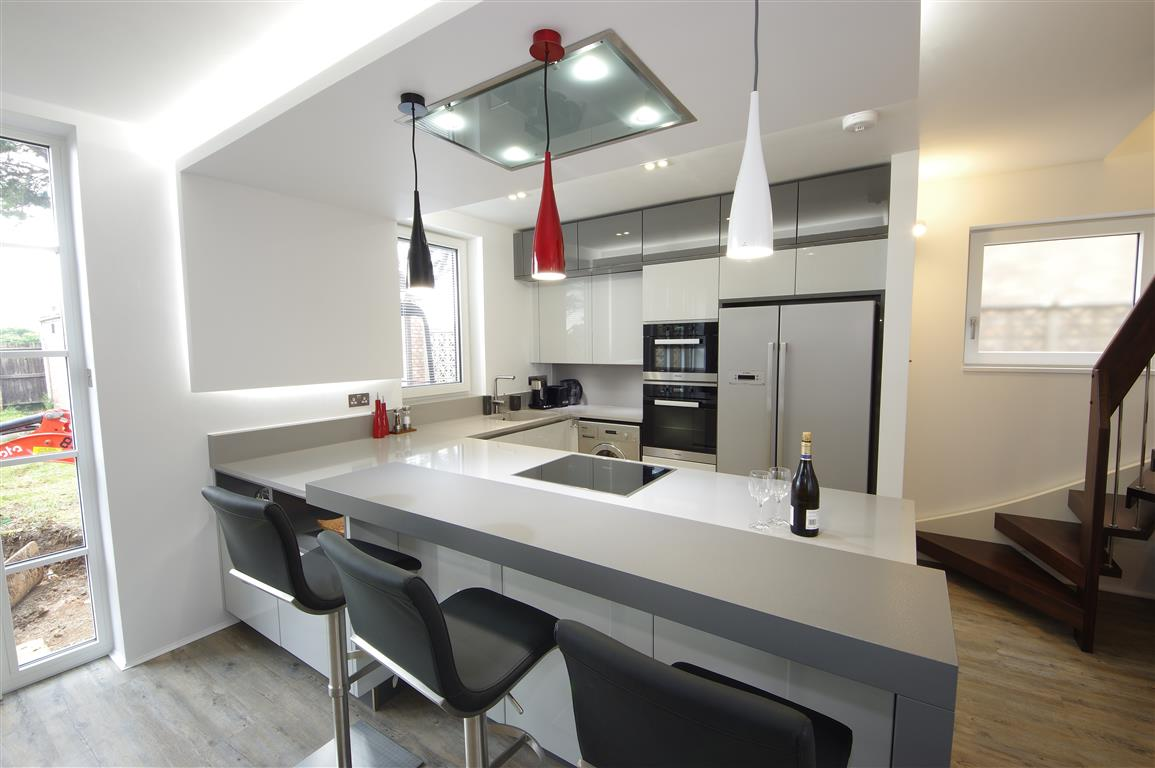 Simple and Bright Interior