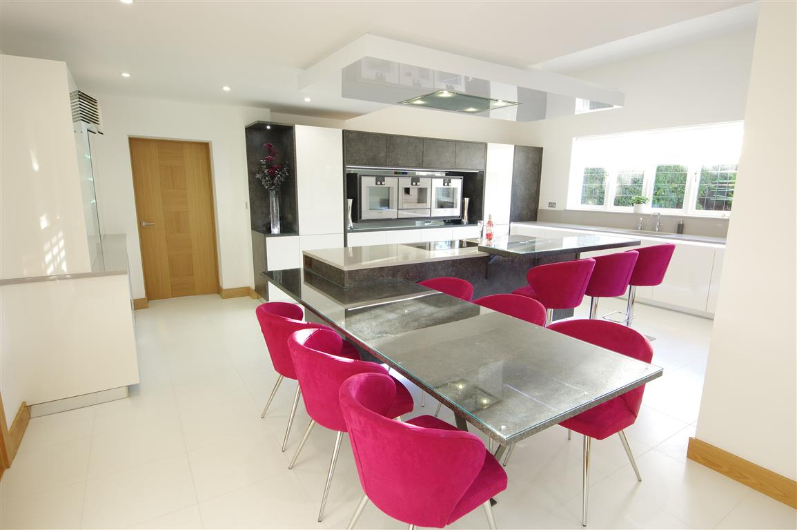 A Modern Design with Quirky Features