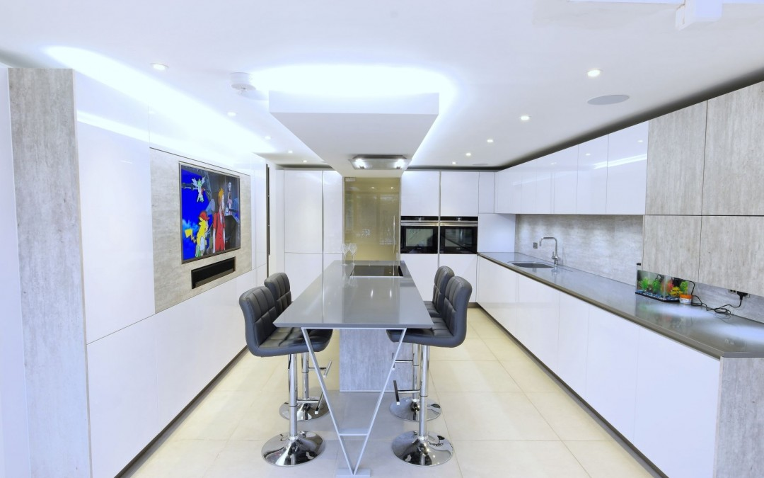 PTC Kitchens Presents A Breathtakingly Stylish Space