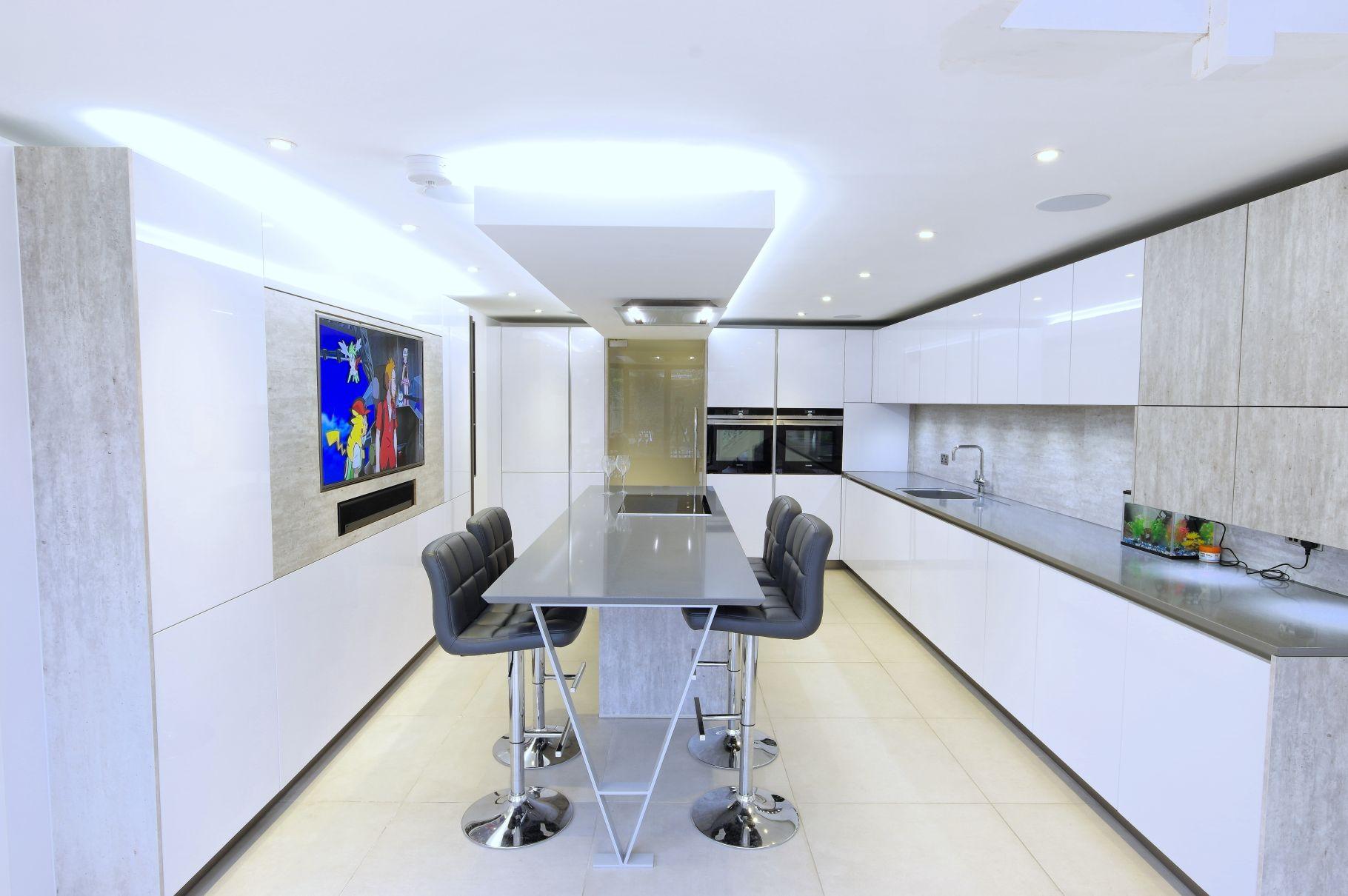 PTC Kitchens Presents A Breathtakingly Stylish Space
