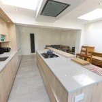 Newly completed German Kitchen