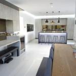 Natural Concrete Kitchen
