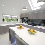 Pearl Grey Kitchen