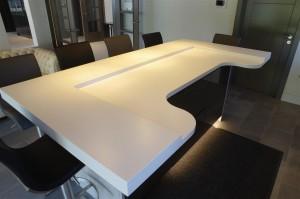 Corian Designer White Worktops