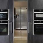 secret door to utility room (open)