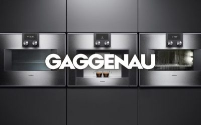 GAGGENAU NEWS: The new combi-steam ovens 200/ 400 series