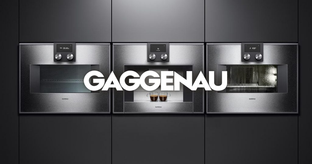 GAGGENAU NEWS: The new combi-steam ovens 200/ 400 series