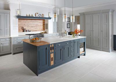 classic designer kitchen